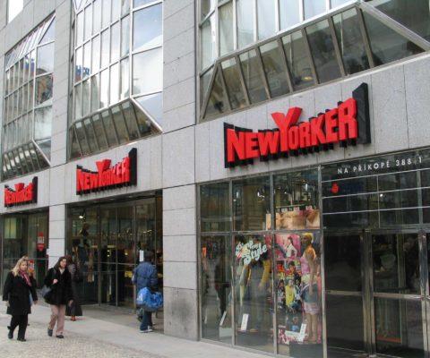 Síť prodejen Newyorker